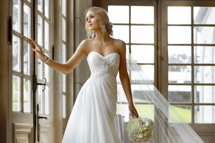 Wedding Dress Cleaning Services